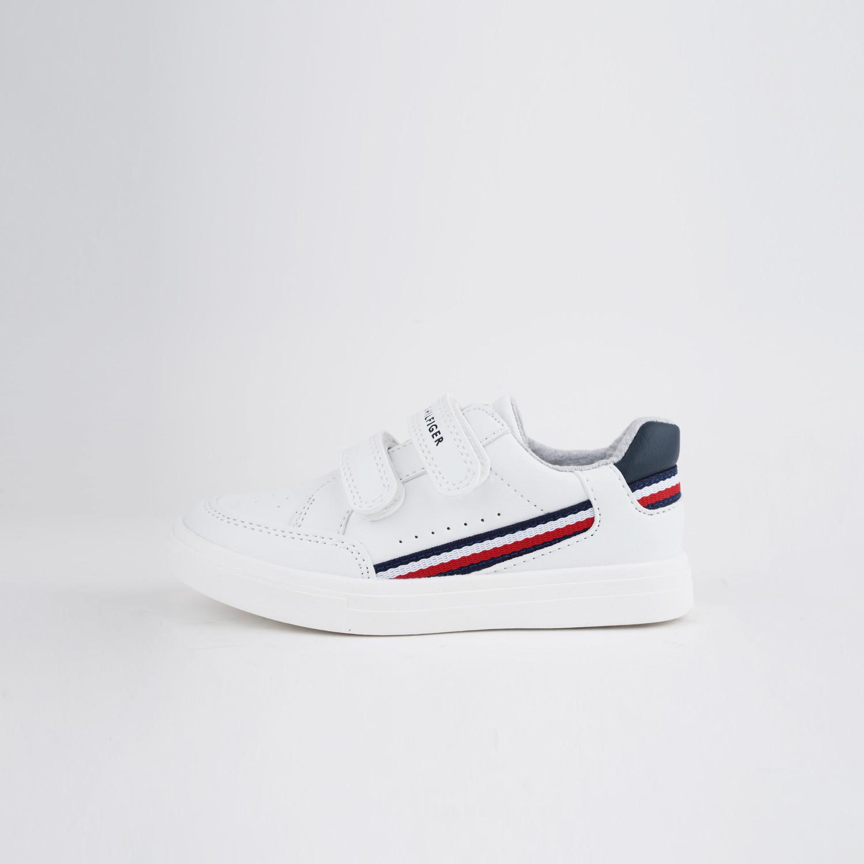 Tommy Jeans Low Cut Velcro Παιδικά Sneaker (9000075017_2879)