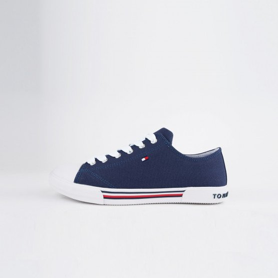 Tommy Jeans Low Cut Lace-Up Παιδικά Sneaker