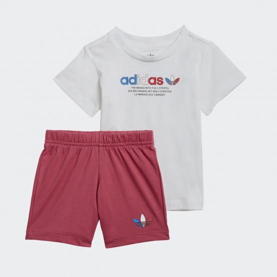 adidas Originals Tricolor Toddlers' Set