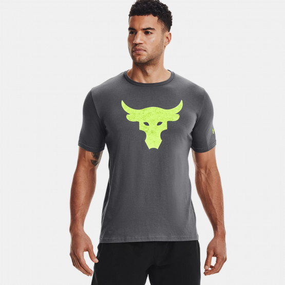 Under Armour Project Rock Brahma Bull Ανδρικό T-shirt