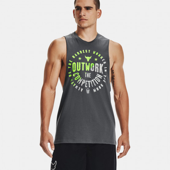 Under Armour Project Rock Outwork Tank