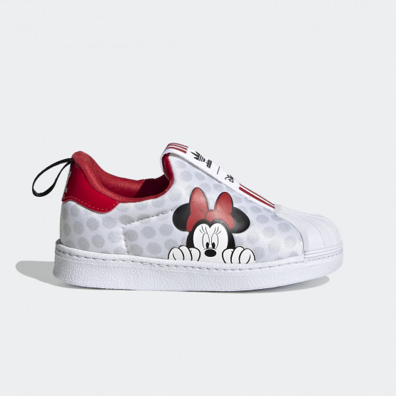 adidas Originals Minnie Mouse Superstar 360 X Toddlers' Shoes
