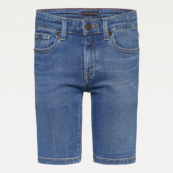 Tommy Jeans Spencer Βρεφικά Τζιν Σορτς