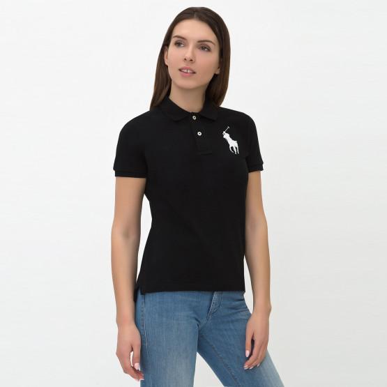 Polo Ralph Lauren Skinny Fit Big Pony Women's T-shirt