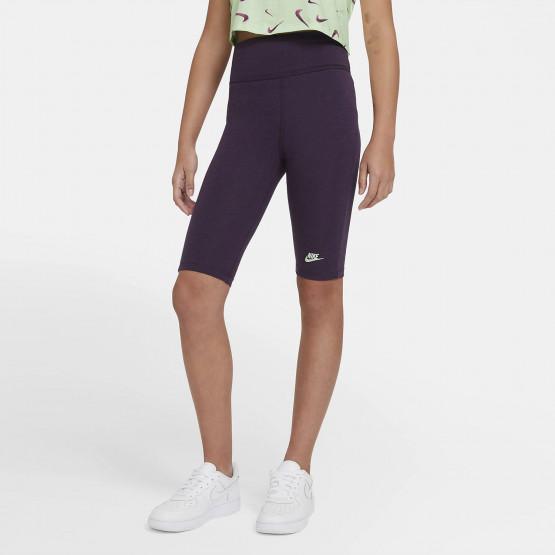 Nike Sportswear Παιδικό Ποδηλατικό Κολάν
