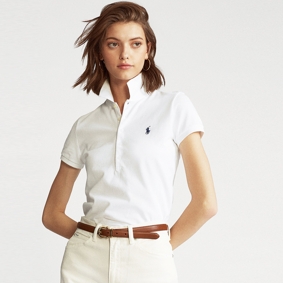 Polo Ralph Lauren Julie Γυναικείο Polo T-shirt (9000075787_1539)
