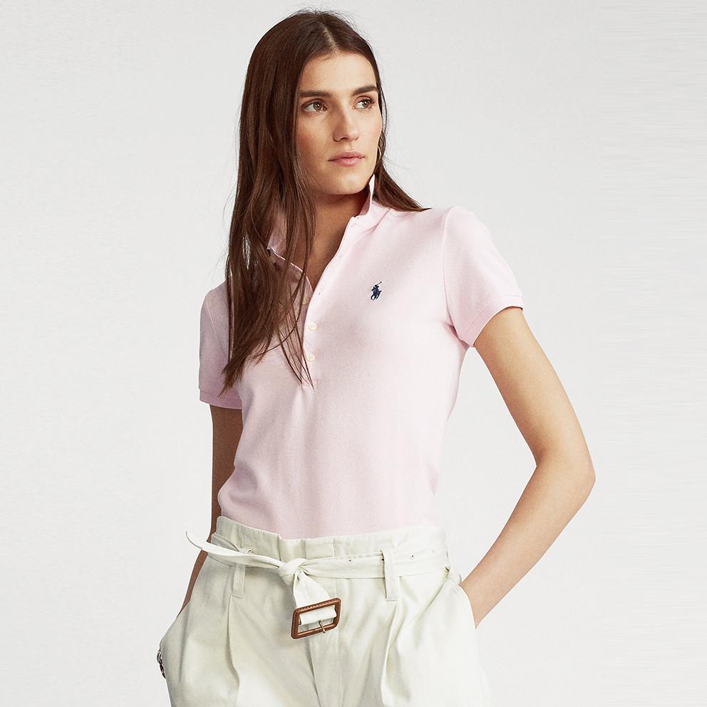 Polo Ralph Lauren Julie Γυναικείο Polo T-shirt (9000075789_52113)