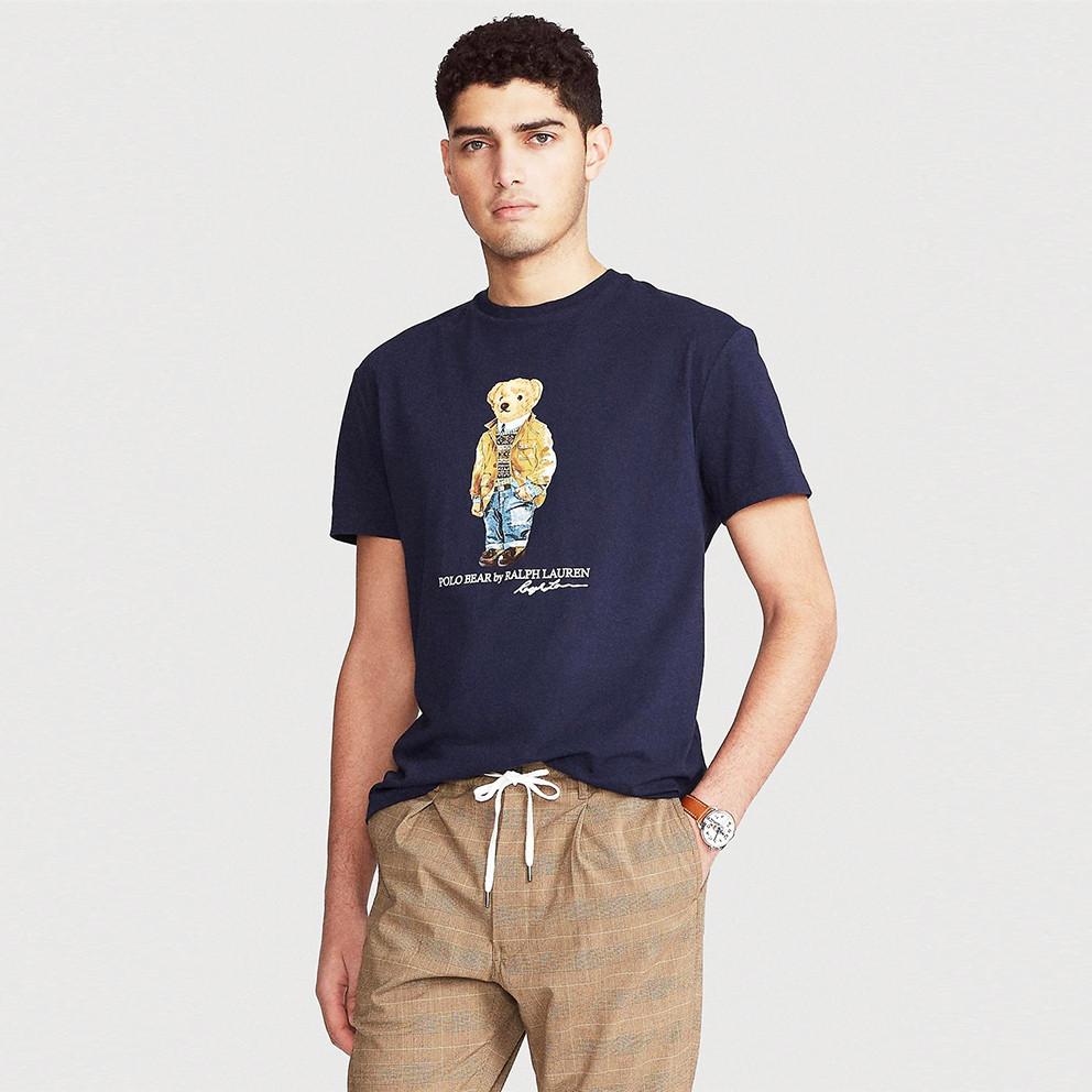Polo Ralph Lauren Bear Ανδρική Μπλούζα (9000075912_42083)