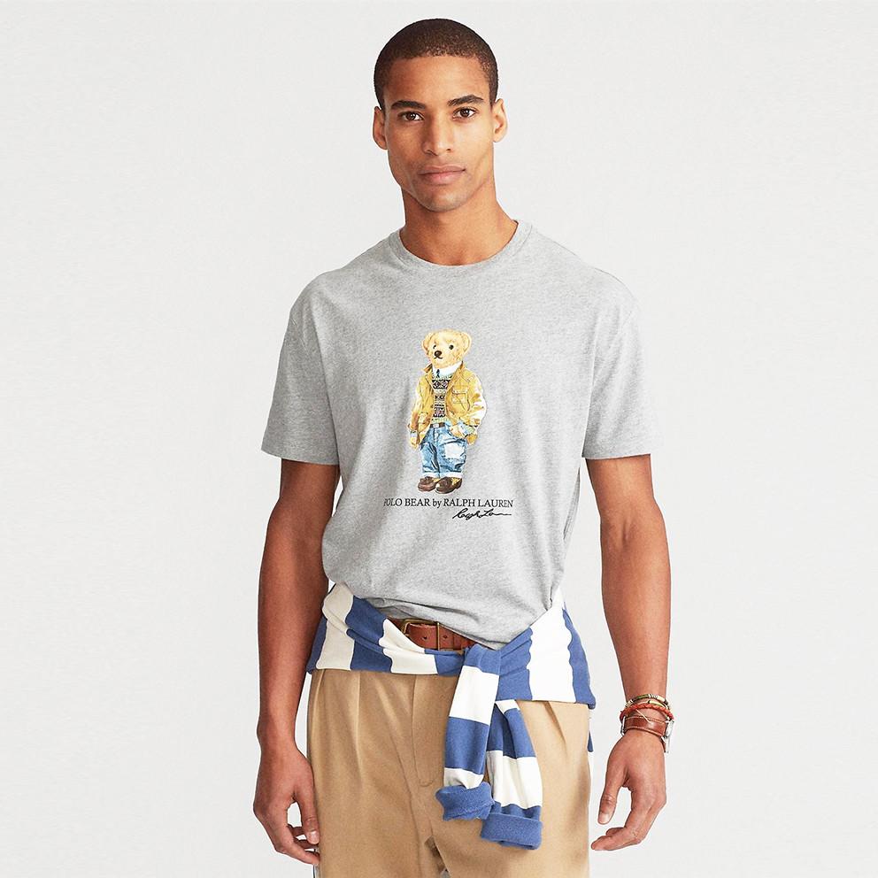 Polo Ralph Lauren Bear Ανδρική Μπλούζα (9000075913_42102)