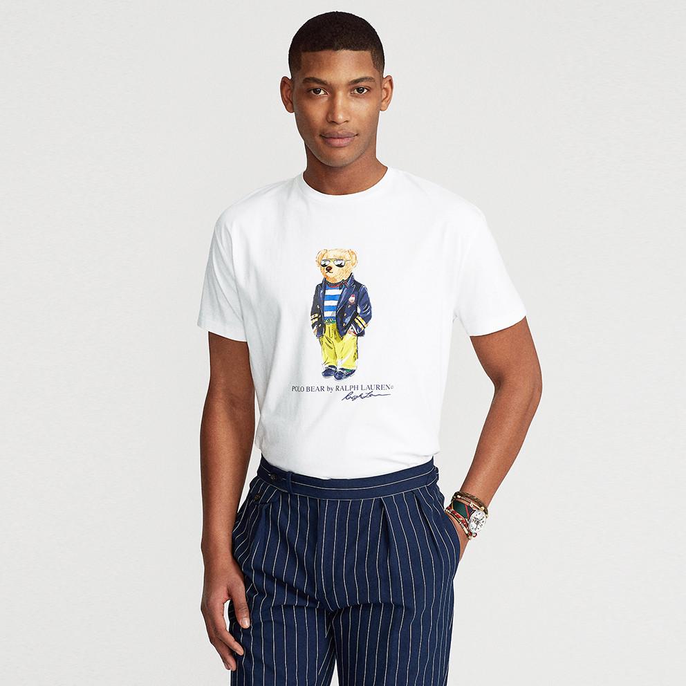Polo Ralph Lauren Bear Ανδρική Μπλούζα (9000075915_1539)