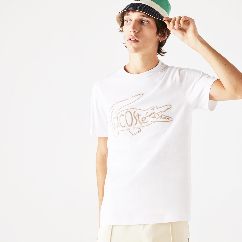 Lacoste Devanlay Ανδρική Μπλούζα (9000076158_1539)