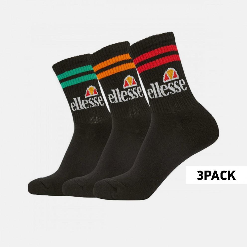 Ellesse Pullo 3-Pack Unisex Κάλτσες