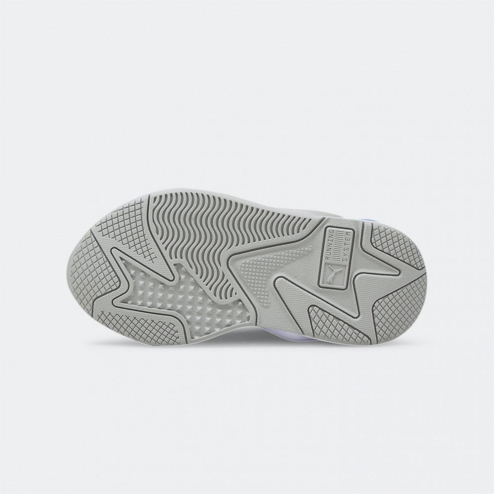 Puma Rs-X3 Neon Flame  Kid's Shoes
