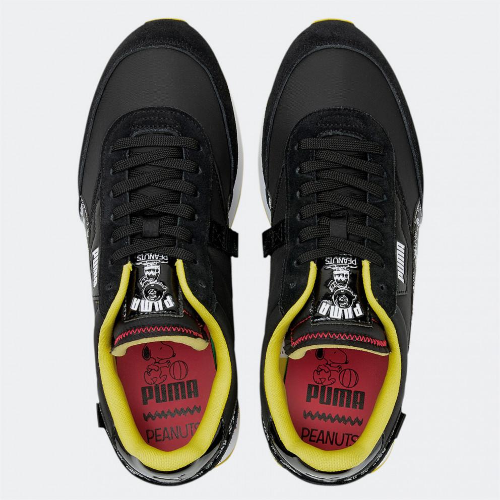Puma X Peanuts Future Rider Men's Trainers