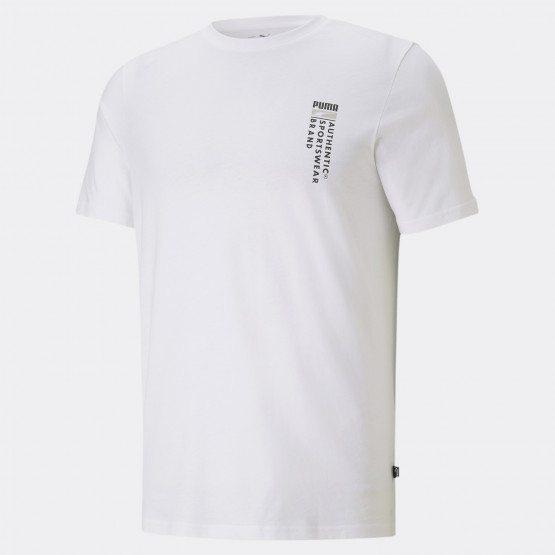 Puma Placement Ανδρικό T-Shirt