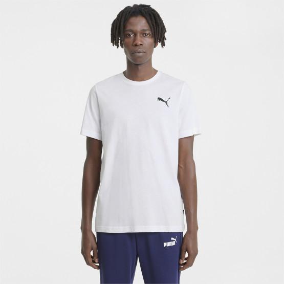 Puma Essentials Small Logo Ανδρικό T-Shirt