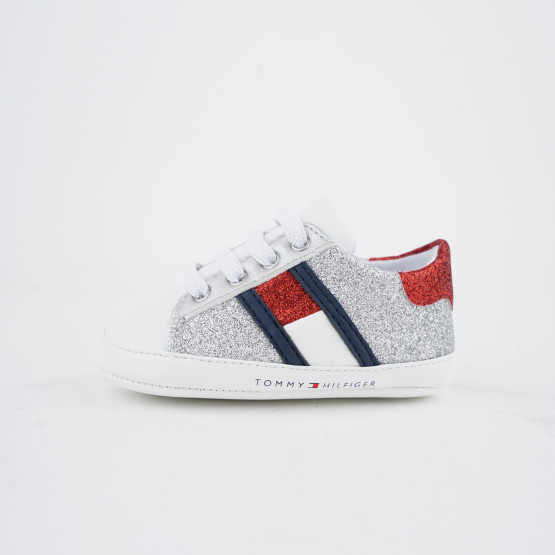 Tommy Jeans Lace-Up Infant's Shoes