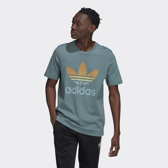 adidas Originals Trefoil Ombre Ανδρικό T-shirt