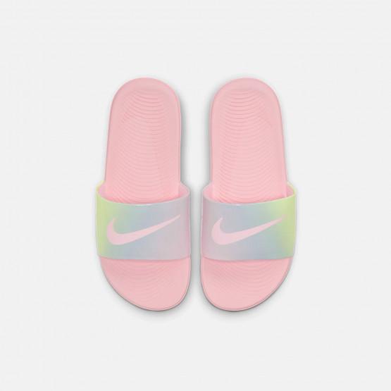 Nike Kawa Slide Παιδικές Παντόφλες Για Κορίτσια