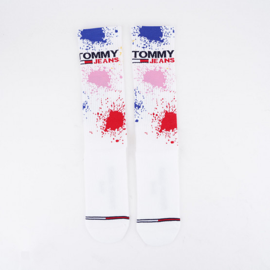 Tommy Jeans High Unisex Κάλτσες