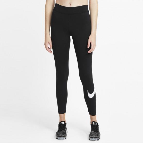 Nike Sportswear Essential Swoosh Γυναικείο Κολάν