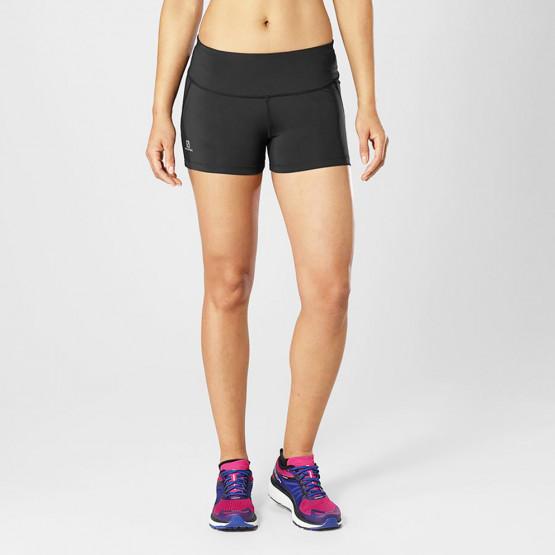 Salomon Trail Running Women Agile Short Tight W Bl