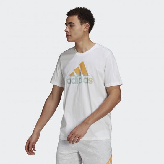 adidas Performance Essentials Tiy - Dyed Ανδρικό T-shirt