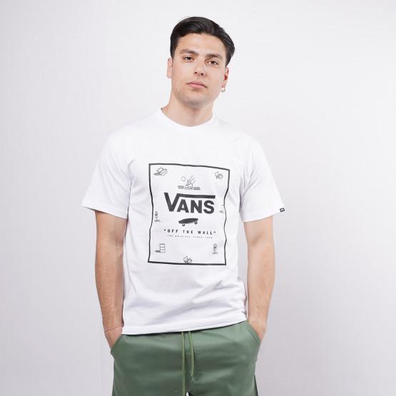 Vans Classic Print Box Ανδρικό T-Shirt