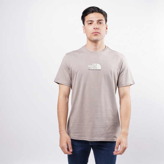 The North Face M Ss Fine Alp Men's Tee