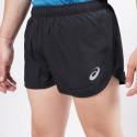 Asics Silver Split Shorts