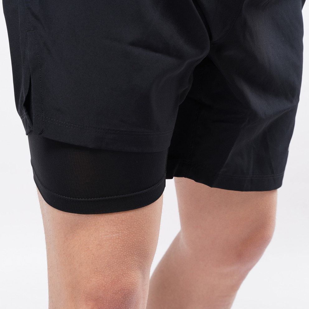 "Asics Silver 7"" 2-In-1 Men's Shorts"