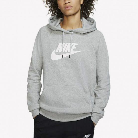 Nike Sportswear Essential Γυναικεία Μπλούζα με Κουκούλα