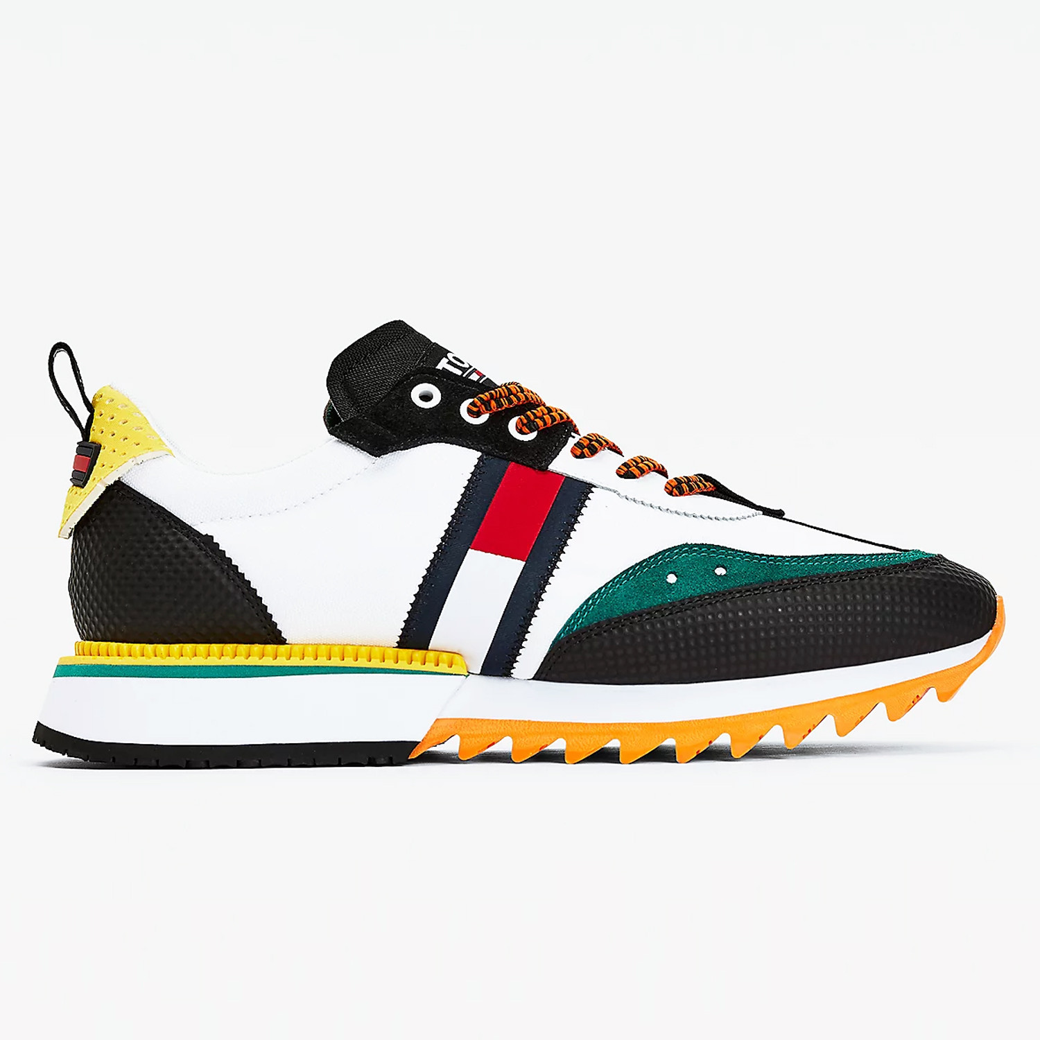 Tommy Jeans Fashion Color Mix Runner Modern Ανδρικά Παπούτσια (9000074907_51848)