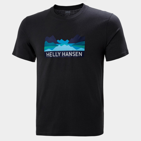 Helly Hansen Nord Graphic Ανδρικό T-Shirt