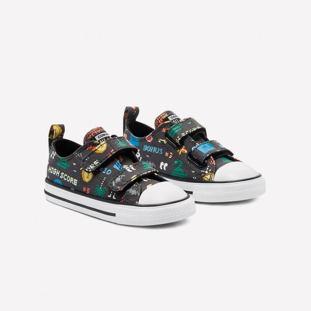 Converse Chuck Taylor All Star Gamer 2V Βρεφικά Παπούτσια