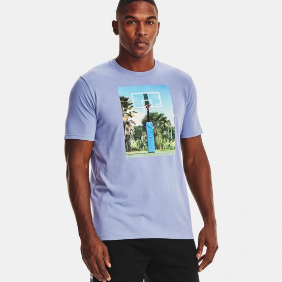 Under Armour Hoops Summer Daze Ανδρικό T-shirt