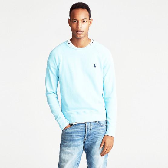 Polo Ralph Lauren Μακρυμάνικη Ανδρική Μπλούζα