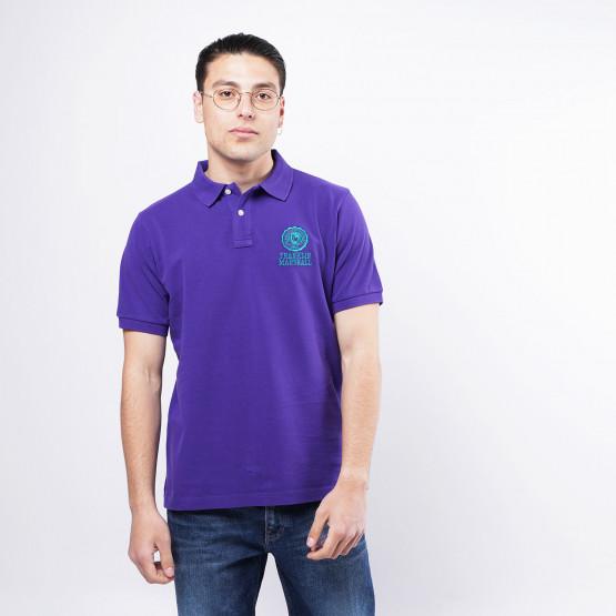 Franklin & Marshall Polo Ανδρικό T-shirt