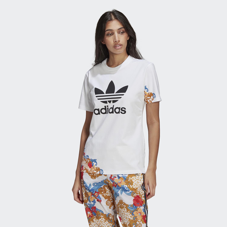 adidas Originals Her Studio London Γυναικεία Κοντομάνικη Μπλούζα (9000068673_1539)