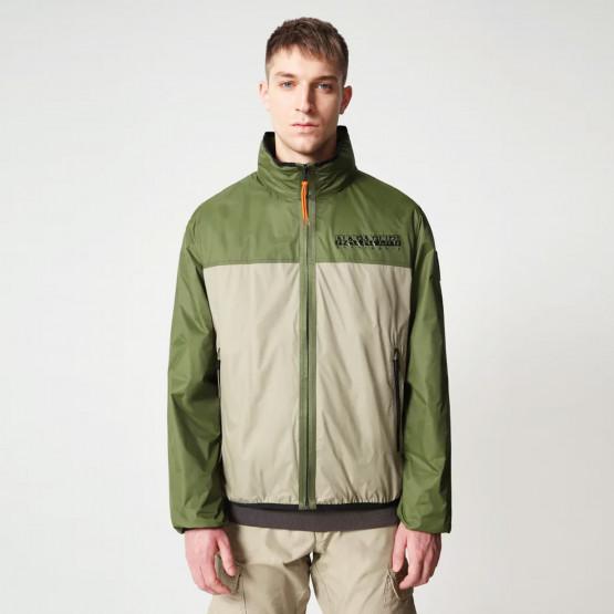 Napapijri Arino Green Cypress Ανδρικό Jacket