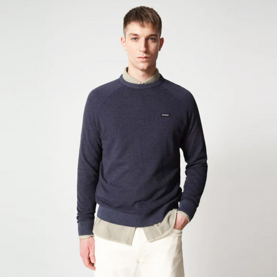 Napapijri Delle Blu Marine Men's Sweatshirt