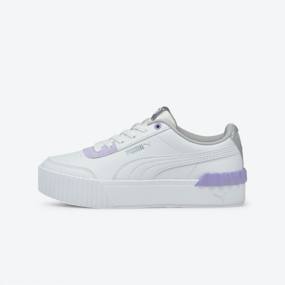 Puma Carina Lift Shine Kids Shoes