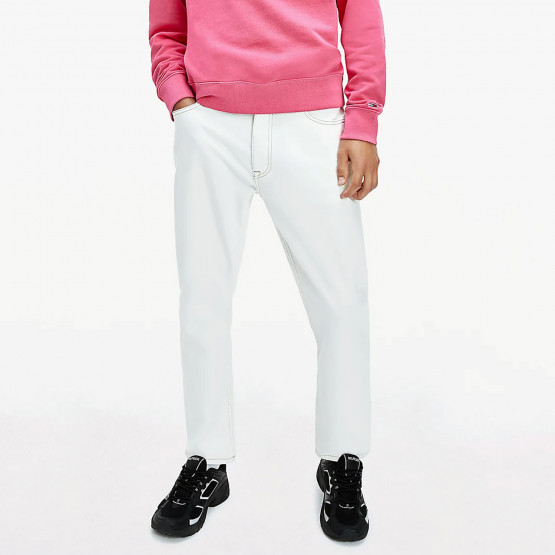 Tommy Jeans Dad Tapered Ανδρικό Παντελόνι (Μήκος 32L)