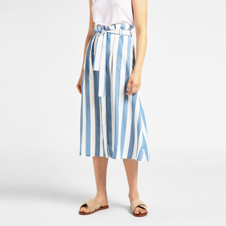 Lee Γυναικεία Φούστα Με Κουμπιά (9000075145_51916)