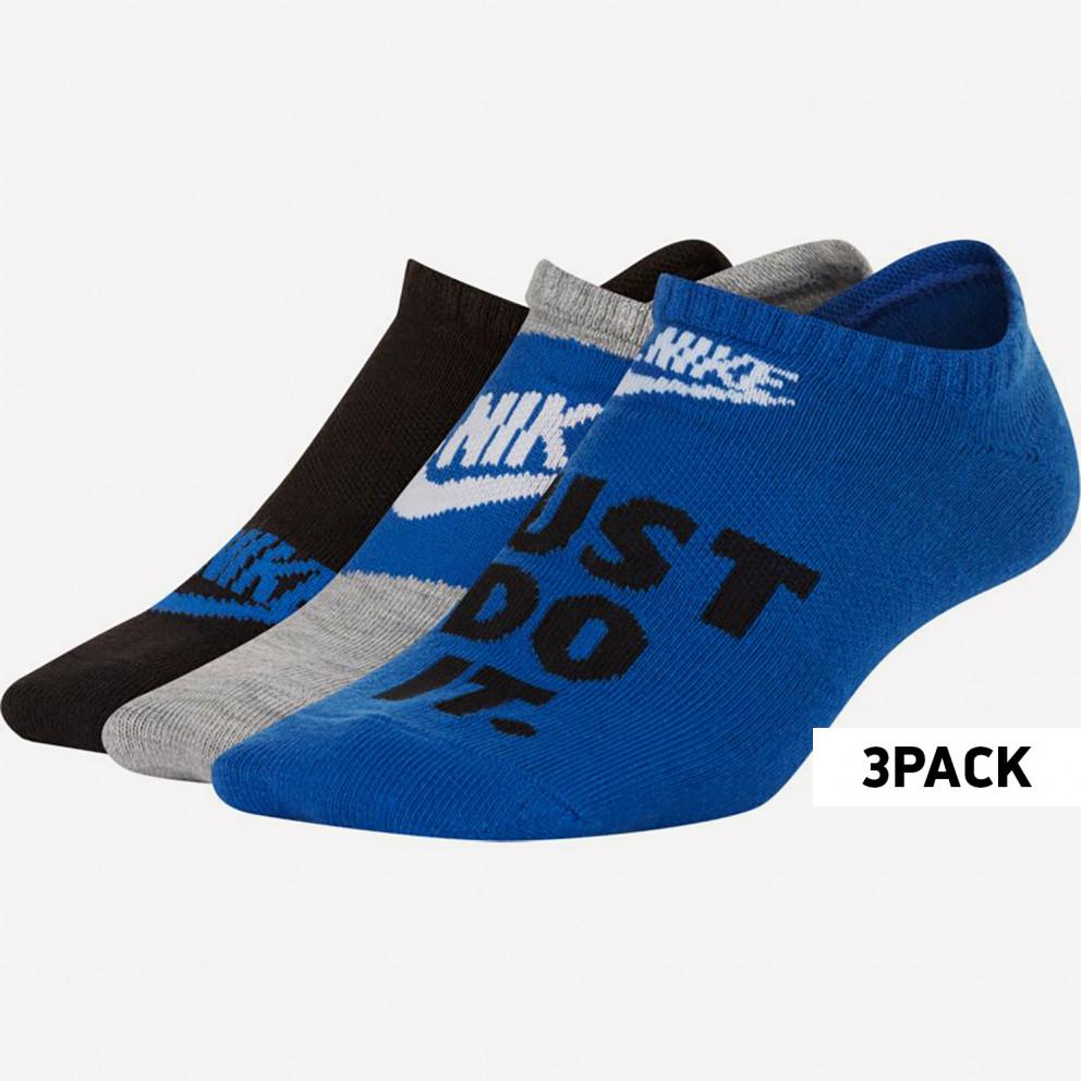 Nike Everyday 3Pack Unisex Socks