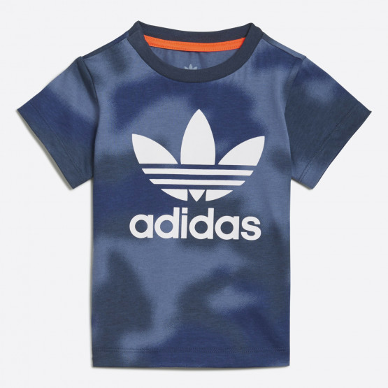 adidas Originals Allover Print Camo Βρεφικό T-shirt