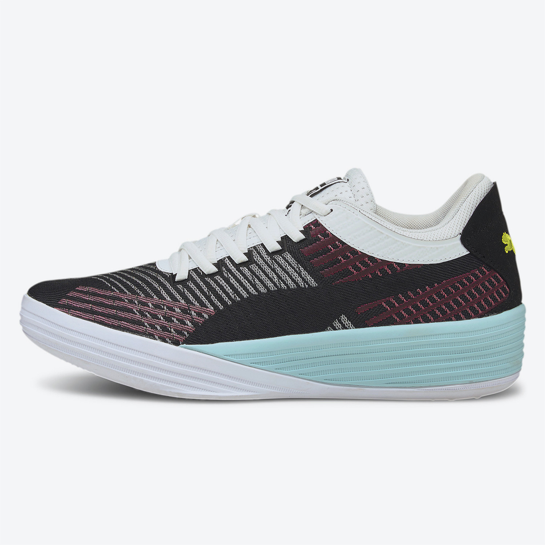 Puma Clyde All-Pro Ανδρικά Παπούτσια για Μπάσκετ (9000072650_51325)