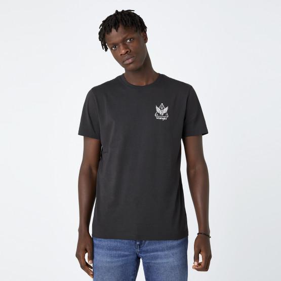 Wrangler Biker Men's T-Shirt