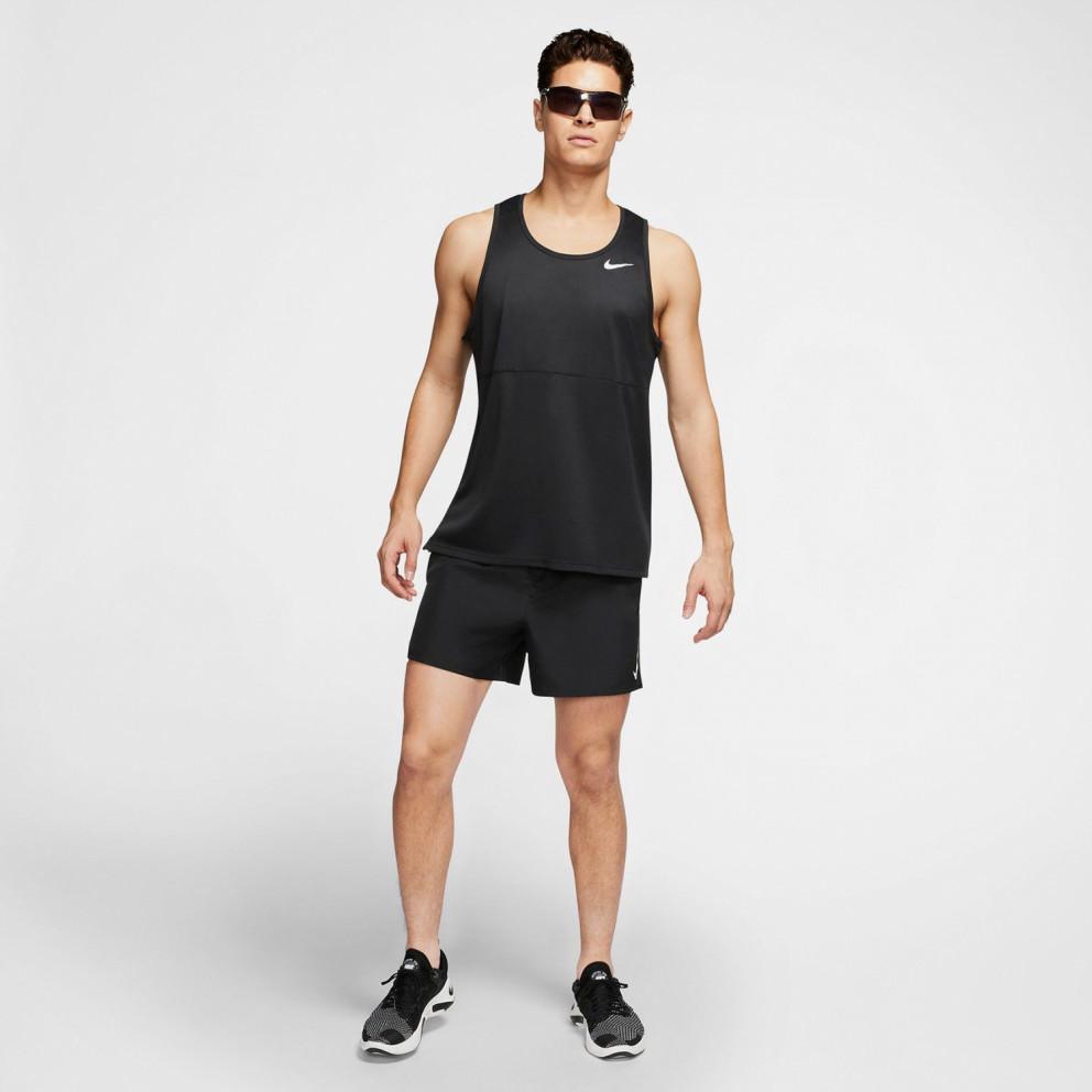 Nike Breathe Ανδρικό Αμάνικο T-shirt