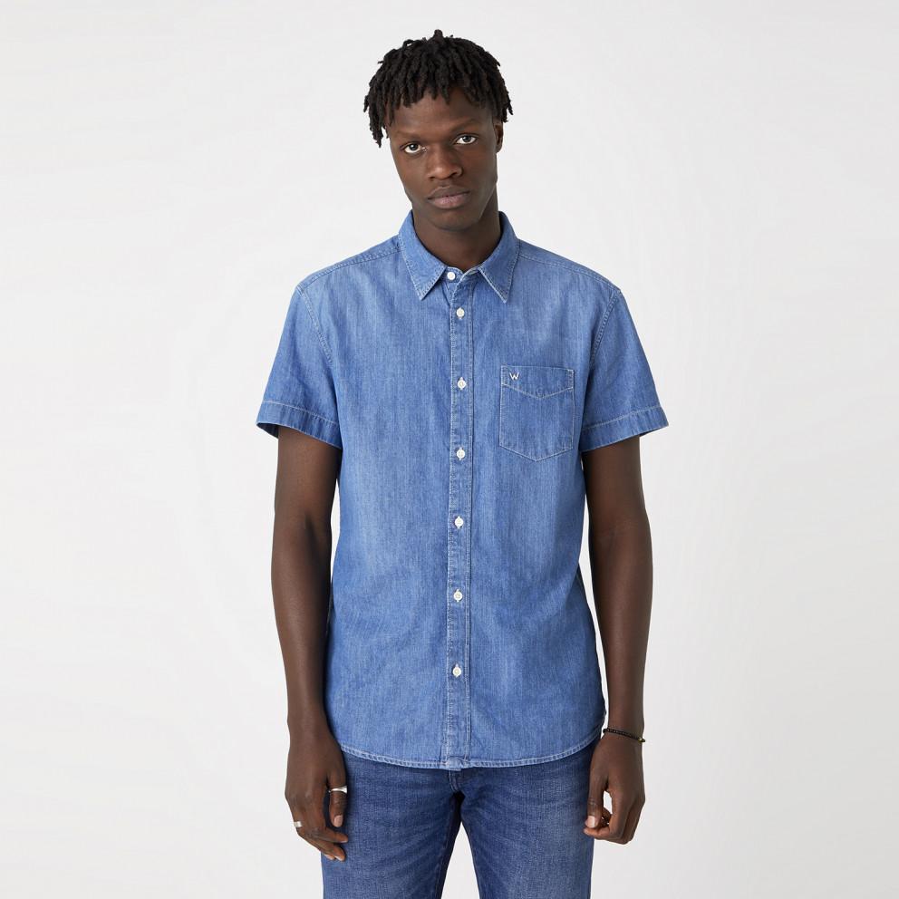Wrangler Short Sleeves Shirt